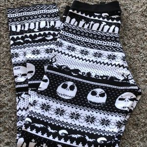NBC sweater leggings